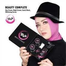 Aura Beauty Aurabeauty_Jakarta Aurabeauty Skincare Krim Pemutih Wajah Glowing Original Extra whitening Cream 100 ml Pencerah dan Pemutih Wajah Aman Terbaik 100% Original BPOM