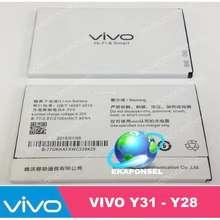 Vivo Y28 Y31 Battery Original