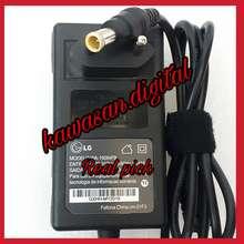 LG Adaptor Charger Monitor Lcd Led Tv Merek 19V 0.8A Original Ads-40Fsg-19, 19032Gpg-1, Eay62790