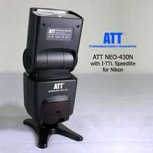 ATT Speedlite Neo-430N With I-Ttl For Nikon Berkwalitas