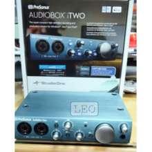 Presonus Soundcard Audiobox Itwo Audio Interface 2X2