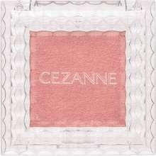 Cezanne single color eye shadow 08 gold pink