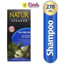 Natur Shampoo Tea Tree Oil Anti Ketombe 270Ml