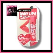 Maybelline Baby Lips Love Color Lip Balm Moisturizer Lip