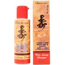 Metal Fortis Shampo - Shampoo Metal Long Life - shampo pemanjang rambut 100ml