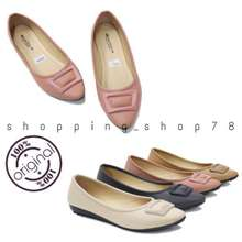 Gratica Sepatu Balet Wanita Flat Shoes Al 49