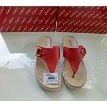 Calbi sandal jepit wanita OJ.1687 Merah (EU:36)