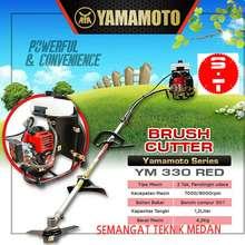 Yamamoto Ym330 Mesin Potong Babat Pangkas Rumput Grass Cutter Ym 338