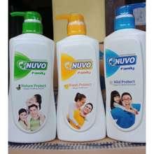 Nuvo Sabun Cair Antibakteri Body Wash Pump 600Ml