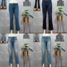 Dust Celana Wanita Regular / Celana Jeans Original