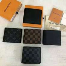 Louis Vuitton Dompet Lv Pria Original