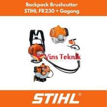 stihl Mesin potong rumput STIHL FR230 + Gagang Cutter Brush FR 230