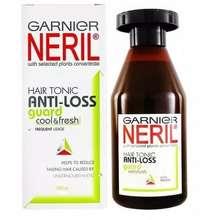 NERIL Hair Tonic Cool & Fresh (Hijau) 200 Ml - Perawatan Rambut Pencegah Rambut Rontok Memperkuat Akar Rambut