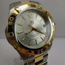 Tag Heuer TAG HEUER Aquaracer 300m WAF1120.BB0807 Stainless Steel - 18k Gold Quartz Watch