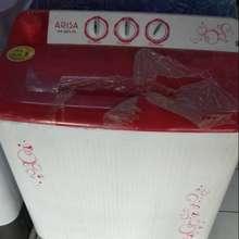 Arisa Wm-8875/Aw 8898 Mesin Cuci Twin Tub Double Pulsator 8 Kg