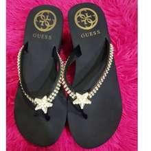 GUESS Wedges Sandal Ori.. Pjg Kaki 24.5Cm