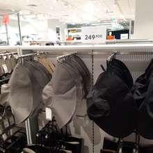 H&M Topi Pantai Lebar Koleksi Terbaru Original Store Jakarta Murah