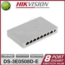 HIKVISION Switch Hub Gigabit 8 Port
