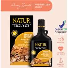 Natur Shampoo - Ginseng - 140Ml