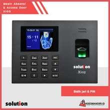 Solution Mesin Absensi FIngerprint Solution X105