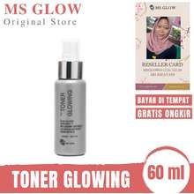 MS Glow Toner Glowing Ori / Toner Glowing / Toner Wajah Glowing / Toner Glowing Ampuh / Toner Glowing Asli / Toner Whitening / Toner Flek / Toner Luminous / Toner Murah