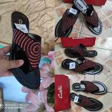 Calbi sandal teplek permata TQS 1645 Merk
