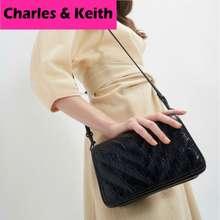 Charles & Keith Tas Selempang Wanita Import, Sling Bag / Shoulder Bag Original / C N K