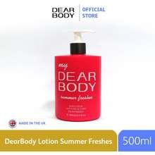 Dear Body Summer Freshes - Body Lotion 500Ml