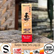 Metal Fortis METAL SHAMPO LONG LIFE 100ML - SHAMPO METAL 100ML ORIGINAL Shampoo BPOM Bisa Bayar Ditempat Atau COD Sejahtra