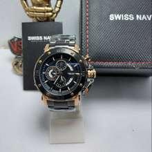 Swiss Navy Jam Tangan Pria Original Sn 8932