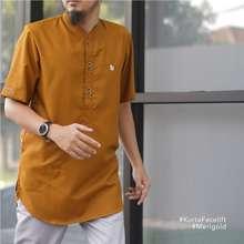 Bunayya Versi Internasional Kurta Indonesia Facelift Sunnah Clothing Merigold Xl