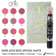 Onie Cosmetics [Lusinan] Onie Lipstick Matte