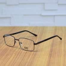Montblanc Frame Kacamata Plus Minus Anti Radiasi Blueray Photochromic Progresif Silinder Pria Wanita
