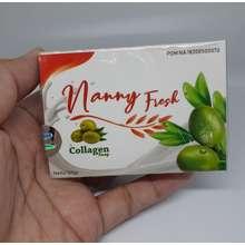 Sabun Collagen Sabun NANNY FRESH Herbal Plus COLLAGEN Asli 100% / Melembabkan Kulit