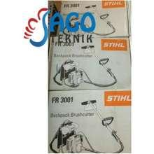 stihl Mesin Potong Rumput / Brush Cutter STIHL FR 3001 / FR3001