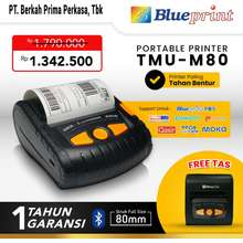 Blueprint Printer Thermal Portable Bluetooth Tmu-M80