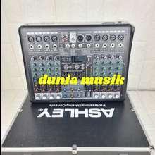Audio Mixer Ashley Smr8 Smr 8 8Channel Original Ashley