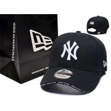 MLB Topi Caps Baseball Ny New York Yankees New Series Ny Hitamputih V