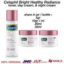 Cetaphil SHARE Cetaphil Bright Healthy Radiance Toner & Day Cream & Night Cream - Toner, 20ml