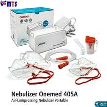 Onemed Nebulizer Onemed 405 A Compressor Nebulizer 405A Alat Uap Inhaler - NEBU 405A