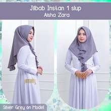Cantik Jilbab Instan 1 Slup Aisha Zara