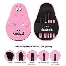 3CE X Barpapa Brush Kit