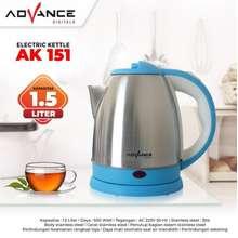 Advance Pharma Kettle Elektrik Ak-151 Teko Listrik