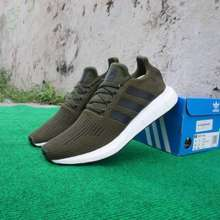 adidas Sepatu Pria Original Swift Run Lifestyle For Mens (Cg6167)