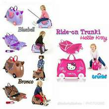 Trunki Ride-On Suitcase Special Edition