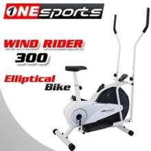 BFIT Sepeda Statis One Sports Elliptical Bike 300