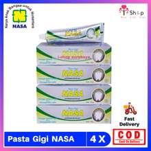 Nasa 4 PCS PGN / Pasta Gigi / Pasta Gigi Herbal / Mencerahkan Gigi / Menghilangkan Plak / Original
