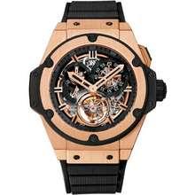 Hublot Big Bang King Power Skeleton Dial 18K King Gold Mens Watch 708.PX.0180.RX