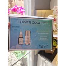 Sunday Riley Power Couple Kit (New Packaging)