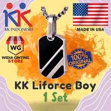 KK Indonesia KK Liforce Boy/ Energi Skalar/ / Ori 100%